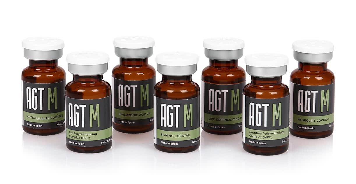 Мезотерапевтические коктейли AGT