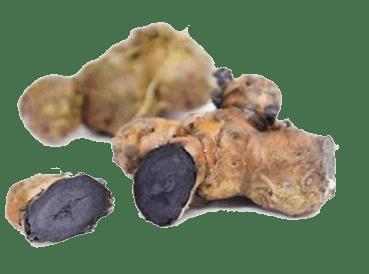 Экстракт черного имбиря в пилинге для лица V Carbon