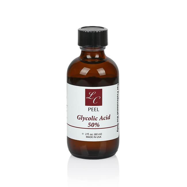 Пилинг LC PEEL Glycolic Acid 50%