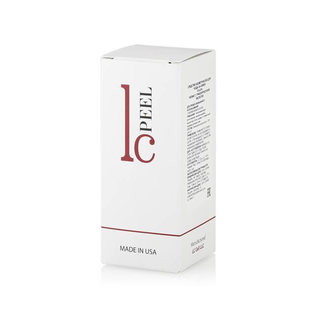 Пилинг LC PEEL упаковка в развороте