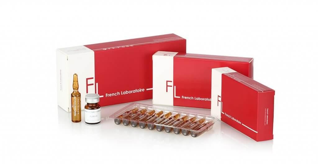 Пептиды в мезотерапии от French Laboratoire
