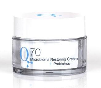 Q 70 Microbioma Restoring Cream + Probiotics